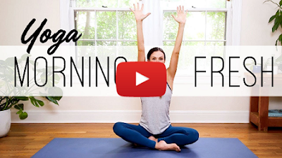 Yoga Morning Fresh  |  Yoga With Adriene