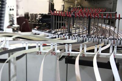 maquina canteado laser