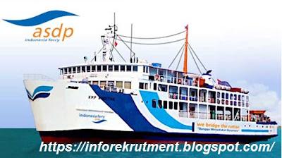 Lowongan Kerja PT. ASDP Indonesia Ferry ( PERSERO )