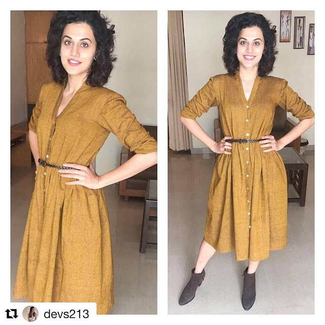 Actress Taapsee Pannu New Images