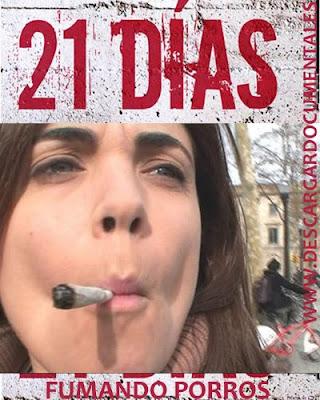 21 dias fumando porros samanta villar
