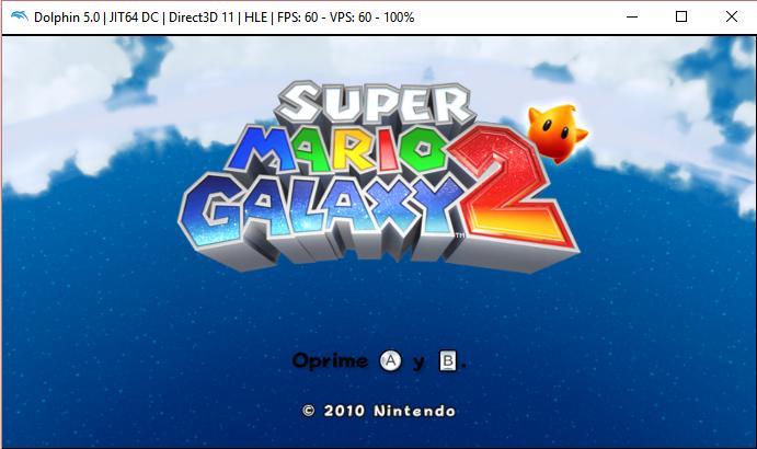 Dolphin 5.0 Multilenguaje ESPAÑOL (El Mejor Emulador De Nintendo Wii/GameCube) 4