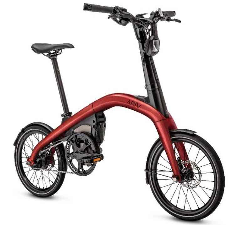 ARIV bicicleta electrica españa General Motors