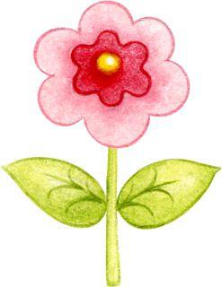 Dibujos de flores de colores imagenes y dibujos para imprimir - Dibujos juveniles para imprimir ...