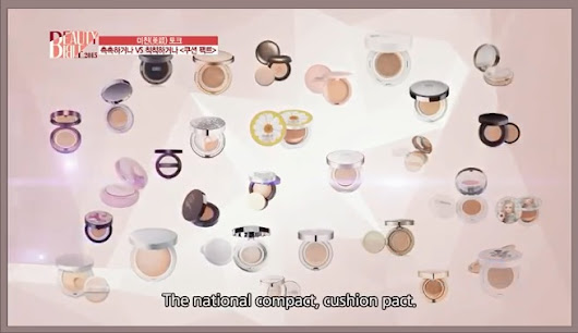 Best Korean BB Cushion 2016