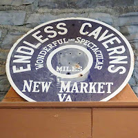 sign for cavern