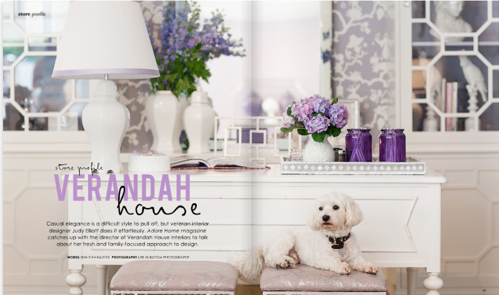 verandah house interiors. A Big Thank You To Loni From Adore Magazine For Featuring Verandah House In  The December Issue And Managing Capture A Good Image Of Jess I We Ve Home