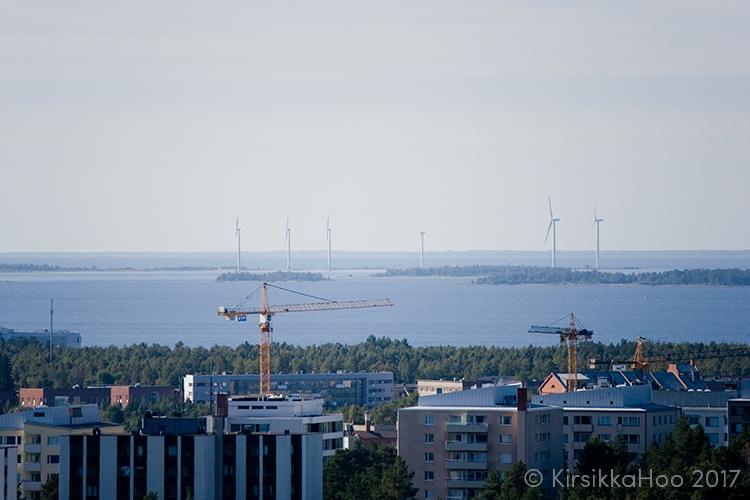 ulkomaille muutto Oulu