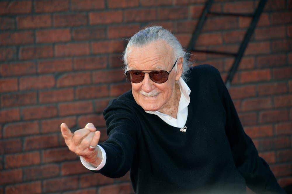 50 frases de Stan Lee sobre vivir una vida heroica