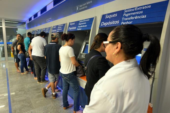 Trabalhadores receberão até o final de agosto parte do lucro do FGTS | Foto: Samuel Maciel / CP Memória