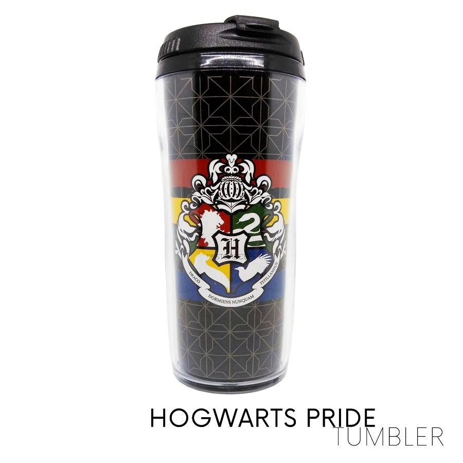 tumbler hogwarts pride