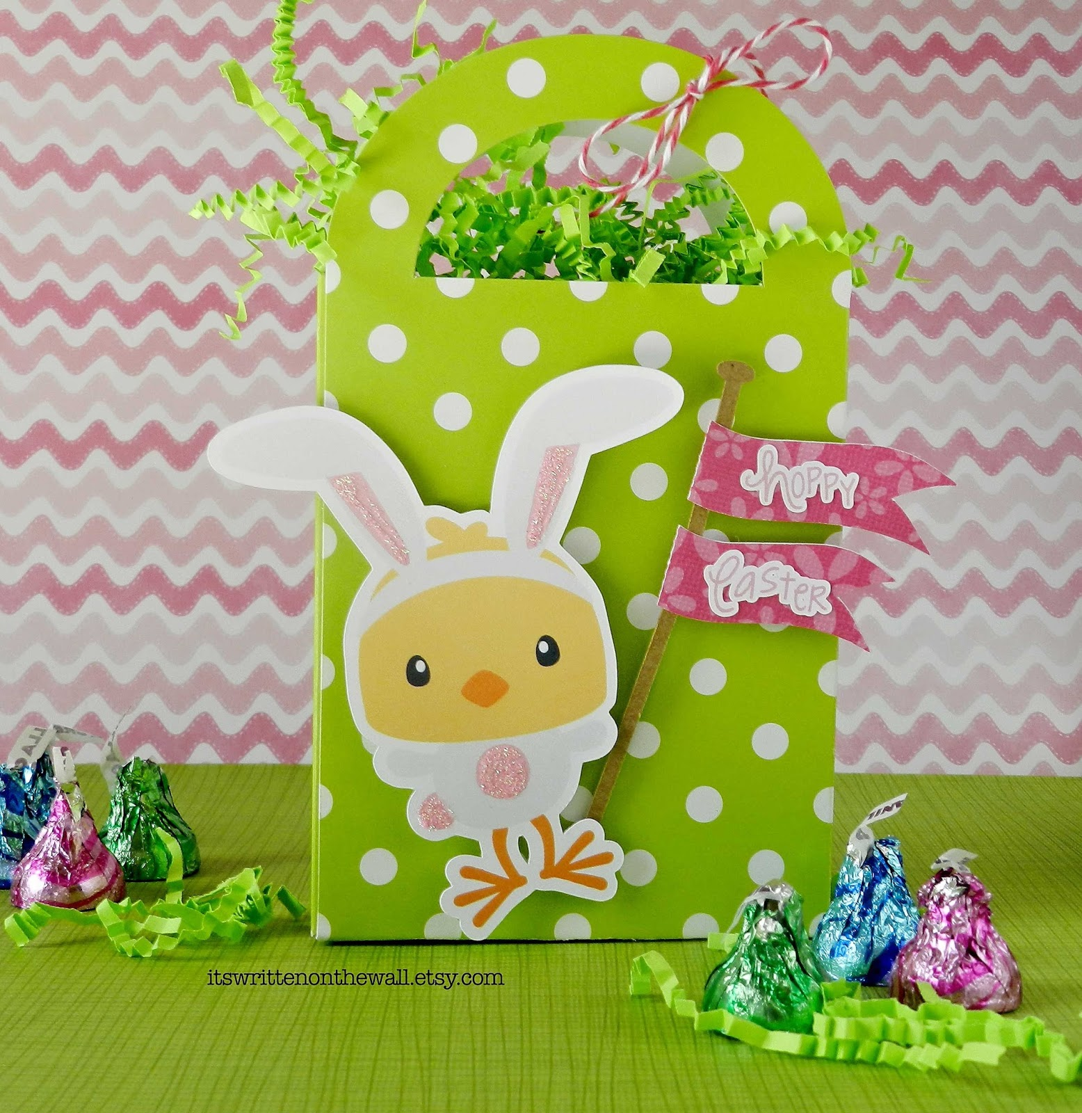 Its written on the wall easter treat gift boxes put something its written on the wall easter treat gift boxes put something special in the kids easter basket a sweet bunny treat negle Gallery