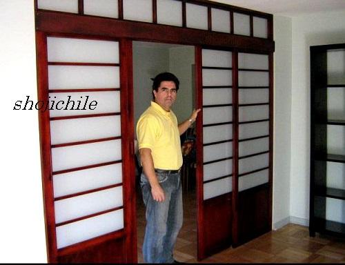 Puertas Correderas Paneles Shoji Puertas De Madera Shoji - Puertas-japonesas-deslizantes
