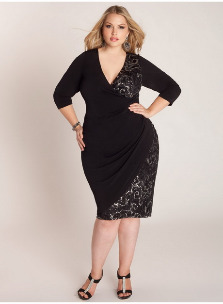 vestidos para gorditas ¡20 Diseños Espectaculares!