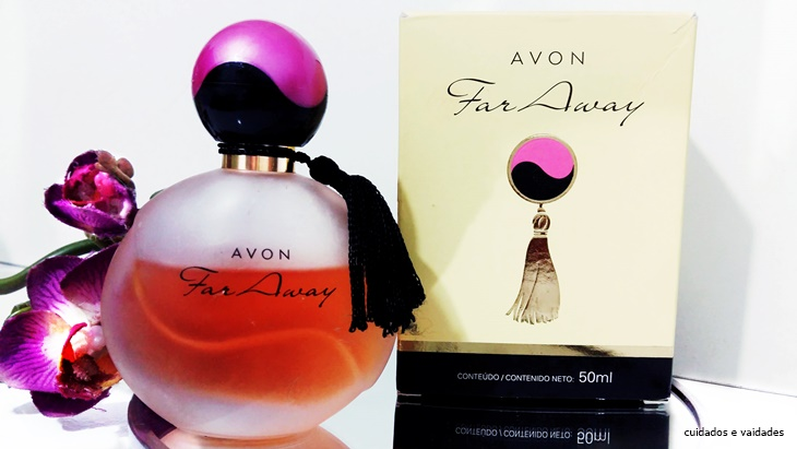 Perfume Avon Far Away