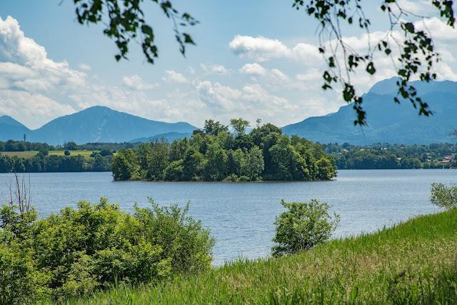 Staffelsee-Rundweg  Wanderung bei Murnau – Das Blaue Land 10