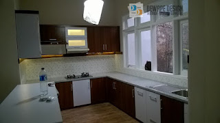 kitchen set minimalis di kota malang.
