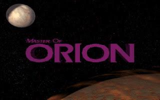 Pantalla inicio Master of Orion