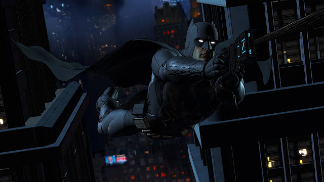 Batman The Telltale Episode 1 : Realm of Shadows Full Version PC Game Free Download | The Infinite Tech