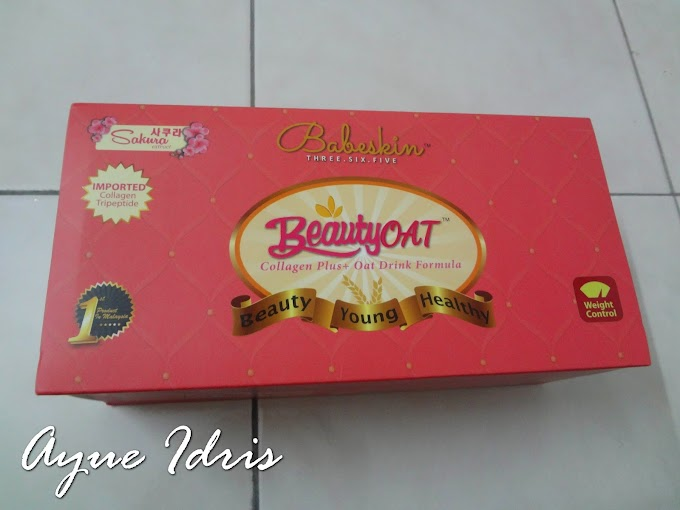 [Product Review] BeautyOAT (Collagen Plus + Oat)