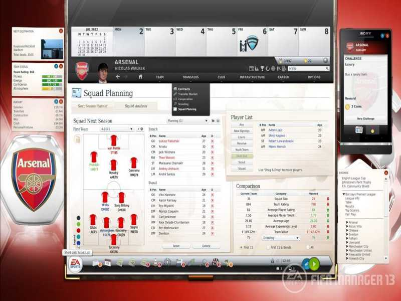 FIFA Manager 13 PC Game Free Download