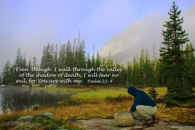 Wallpapers Of Christian Quotes Free Christian Wallpapers Psalm 23 4 Inspirational Bible