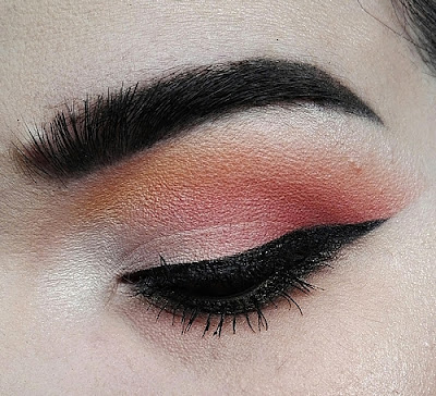 Tuto Maquillage Sweet Peach Palette