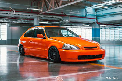 Civic Hatch Rebaixado