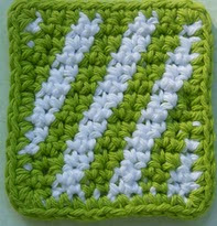 http://www.ravelry.com/patterns/library/summer-stripes-coaster