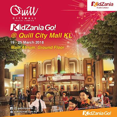 KidZania GO! Quill City Mall Kuala Lumpur