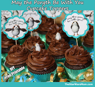 May the Porgth Be With You - Star Wars Day Porgs