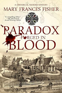 Paradox forged in blood by Mary Francis Fisher