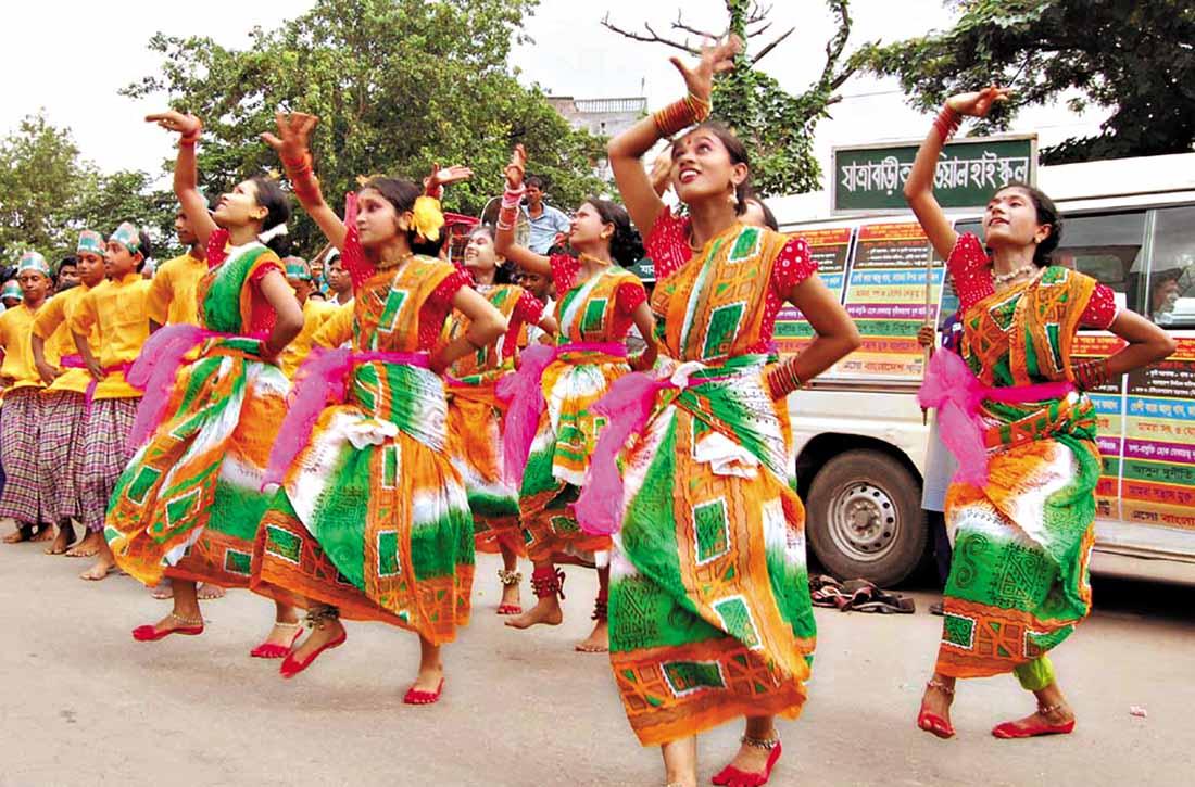 Languages in Bangladesh