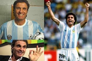 المدرب Oscar Ruggeri فاز مع المنتخب الارجنتيني بكاس العالم سنة 1986.