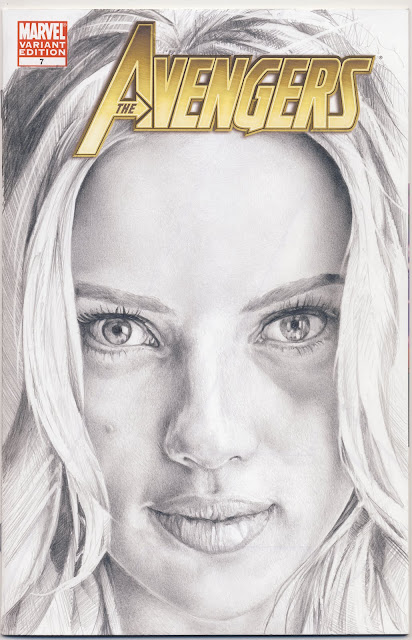 THE AVENGERS 7 with Scarlett Johansson - Ben Temples