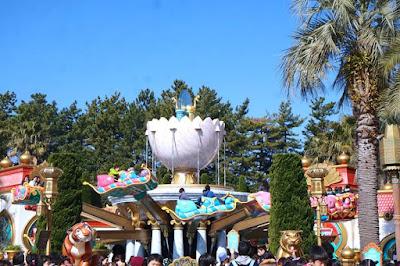 10D9N Spring Japan Trip: A Magic Carpet Ride at Tokyo Disneysea's Arabian Coast