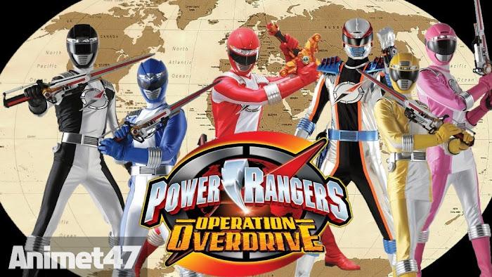 Ảnh trong phim Siêu Nhân Tốc độ -Power Ranger Operation Overdrive 1