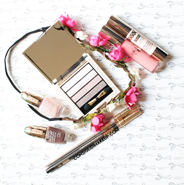 Review + Swatches: Collezione Pink Muse - Pupa Milano