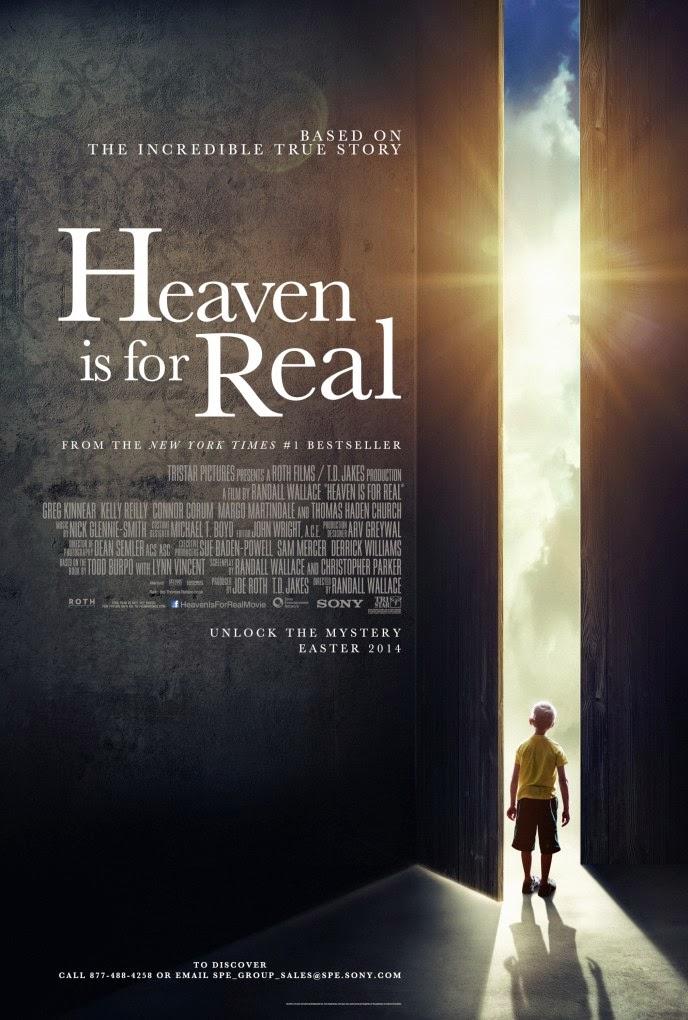 Heaven is for Real 2014 Brrip με ελληνικους υποτιτλους