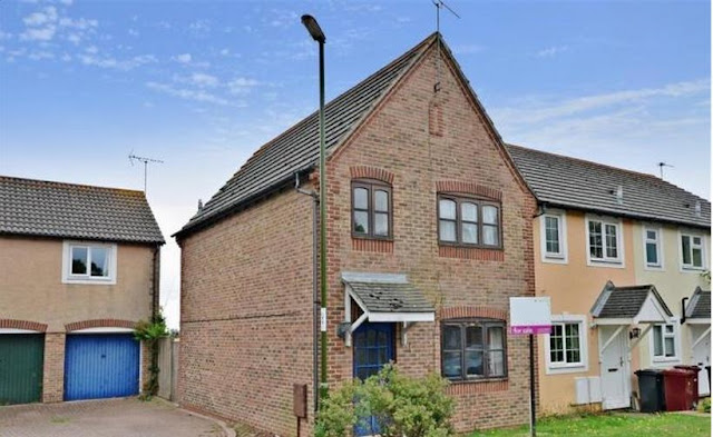 buy-to-let tangmere house front