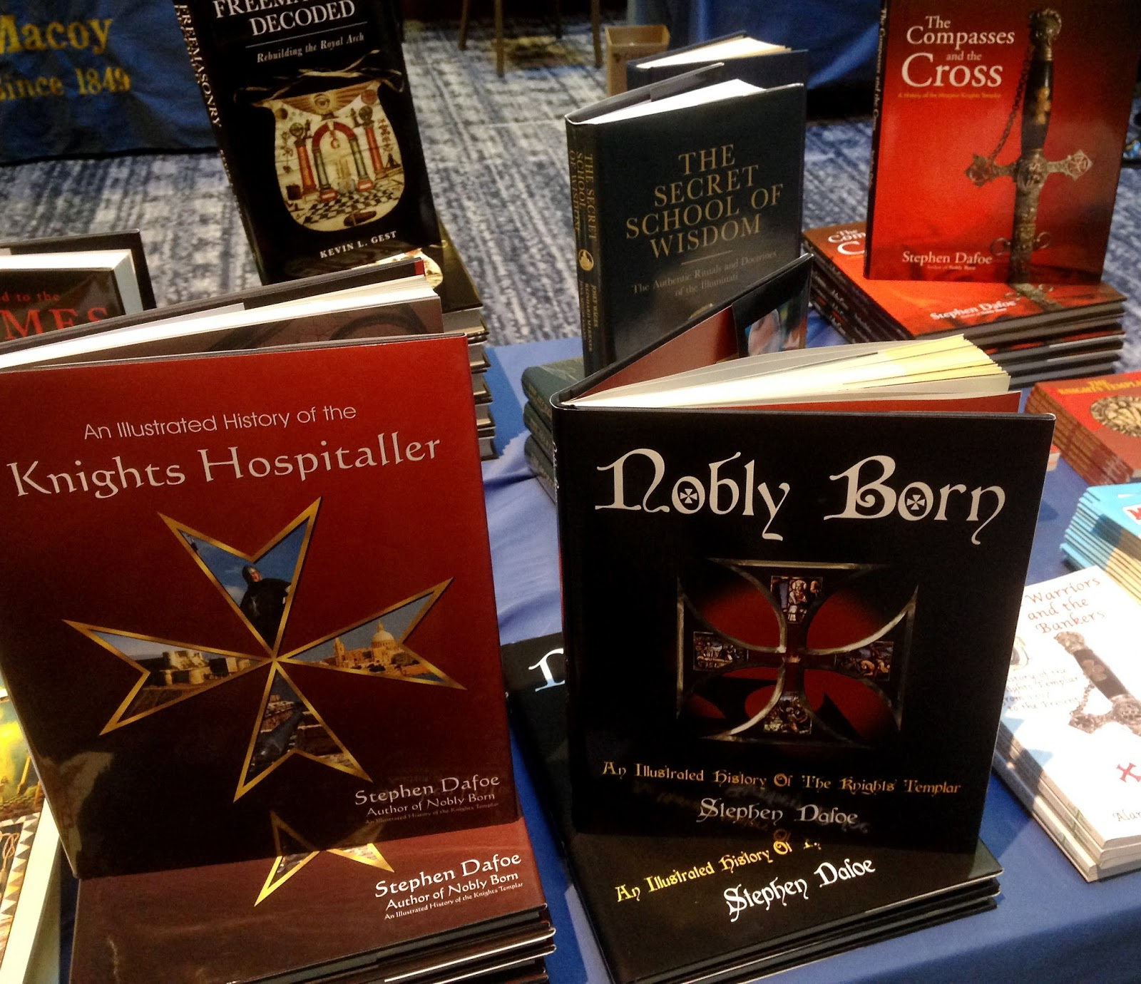 Occult Books FREEMASONRY Masonic Templar Knights Spiritual