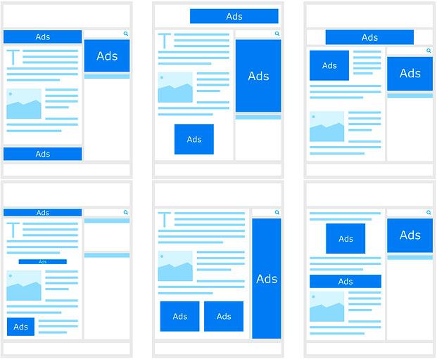 pasang kode iklan AdSense secara manual