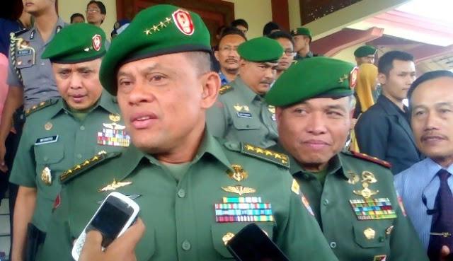 Skakmat, Ini Jawaban Tegas Panglima TNI Yang Dukung Aksi Bela Islam Saat Dituduh Mendukung Makar Oleh Jurnalis Asal AS