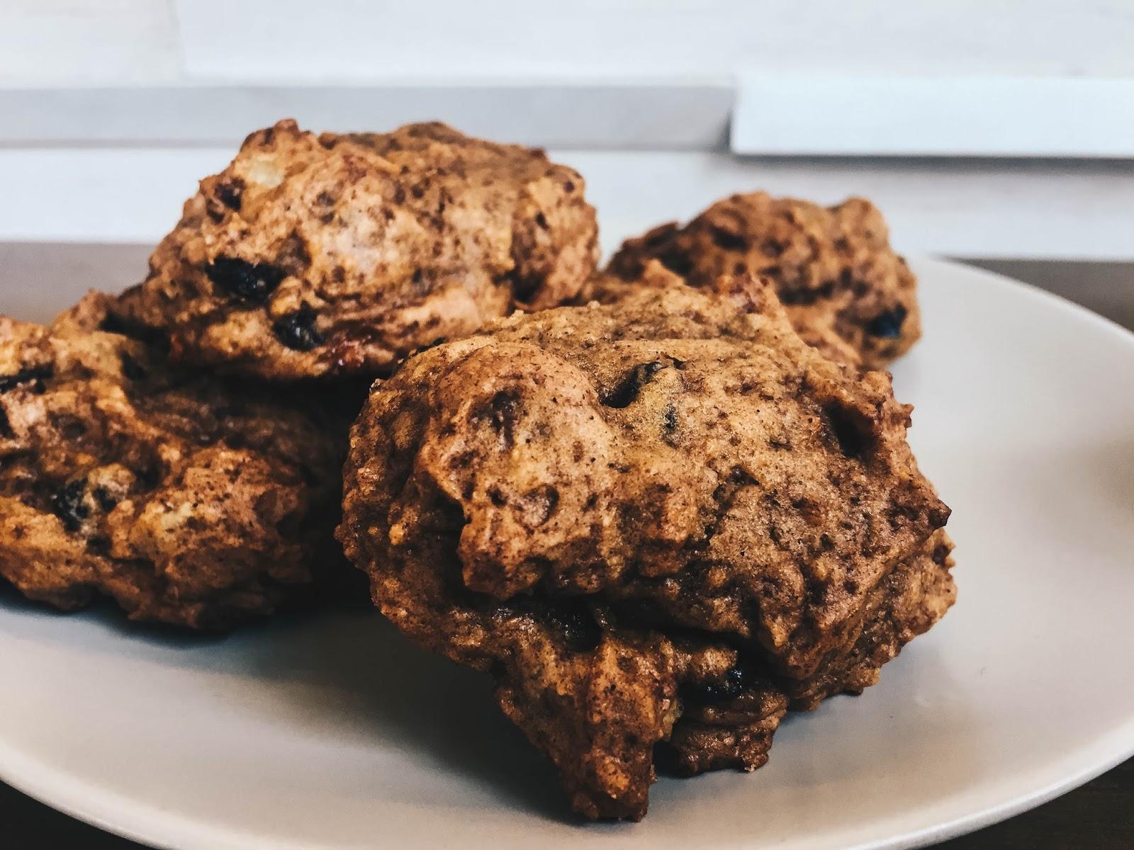 GREY SUEDE - Persimmon Cookie Recipe