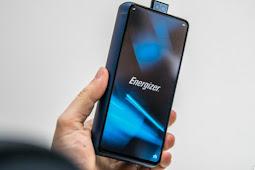 Spesifikasi Energizer P18K , Smartphone dengan Baterai 18000 MAh