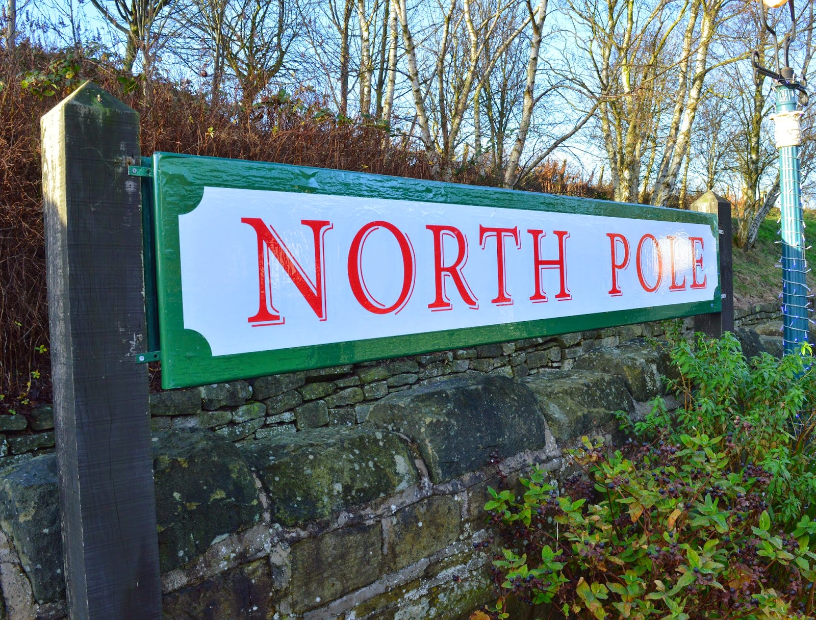 Tanfield Railway | North Pole Express Review
