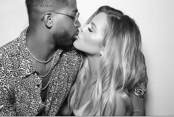 'The day I met you, my life changed'- 'Pregnant' Khloe Kardashian tells beau Tristan Thompson