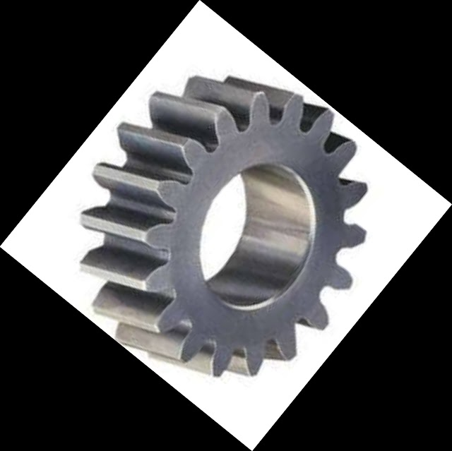 Types of gear use in macanical industry.