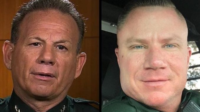"Broward County Deputies Claim 'Criminal' Sheriff Israel Covered Up Death Of Deputy, Refused To Resign Despite Facing No-Confidence Vote, Massive Public Outrage, And ""Infiltration"" of U.S. Police by Israel"