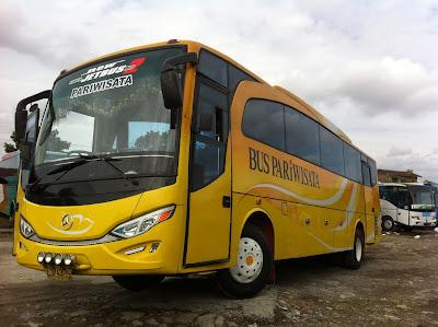 Rent Car dan Rent Bus Pariwisata di Medan